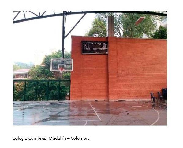 Suministro e Instalación Recreo – Deportiva