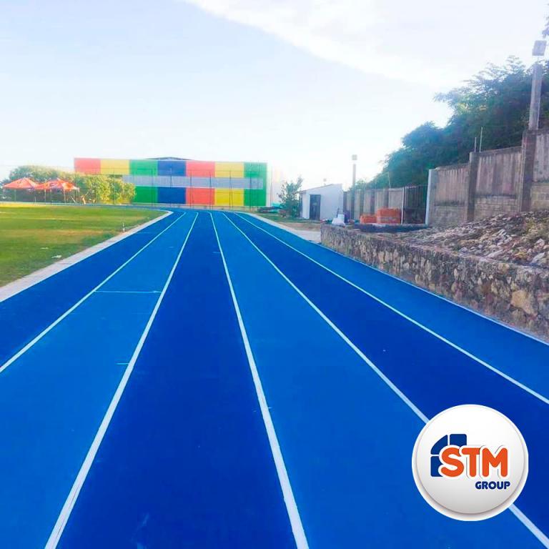 Pista de Atletismo – Colegio Alemán Barranquilla
