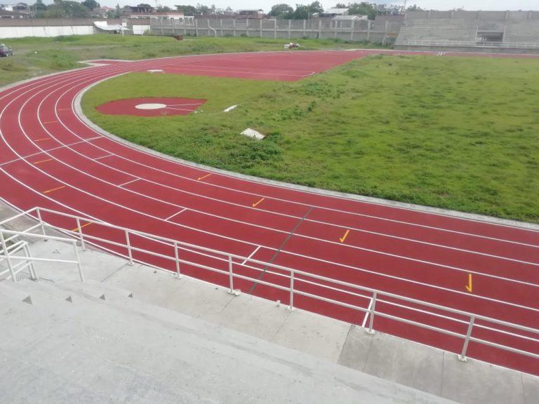 Pista de Atletismo – Pradera Valle